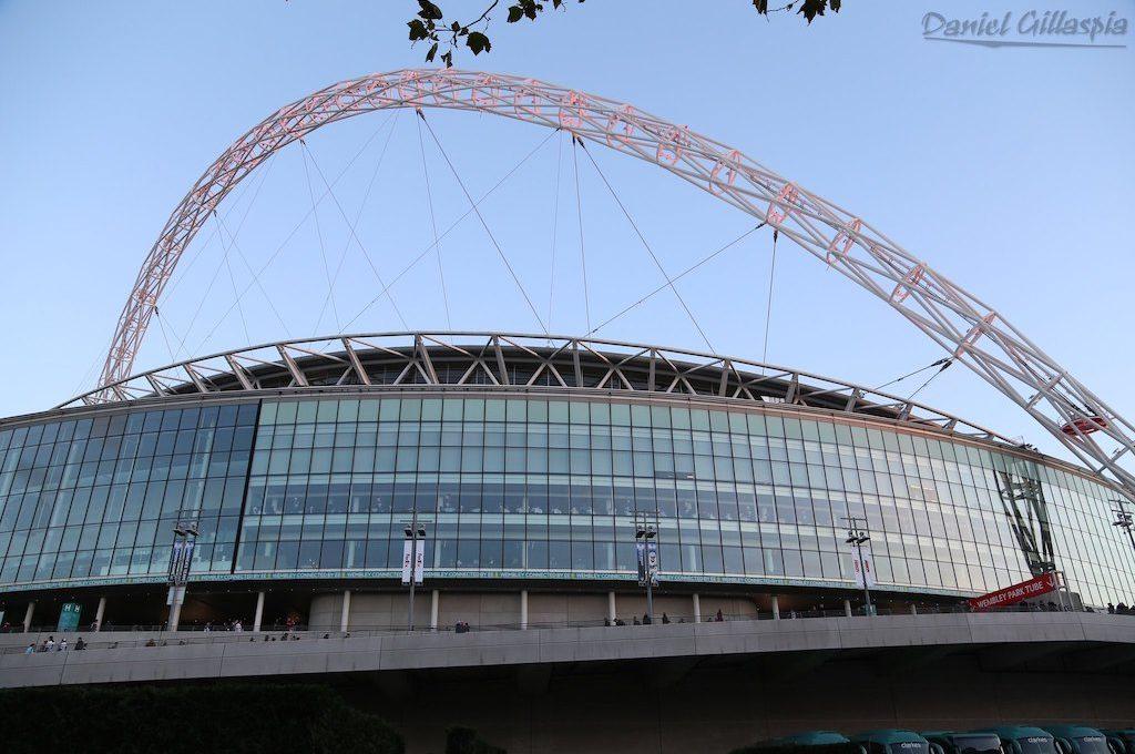 Wembley Stadium London