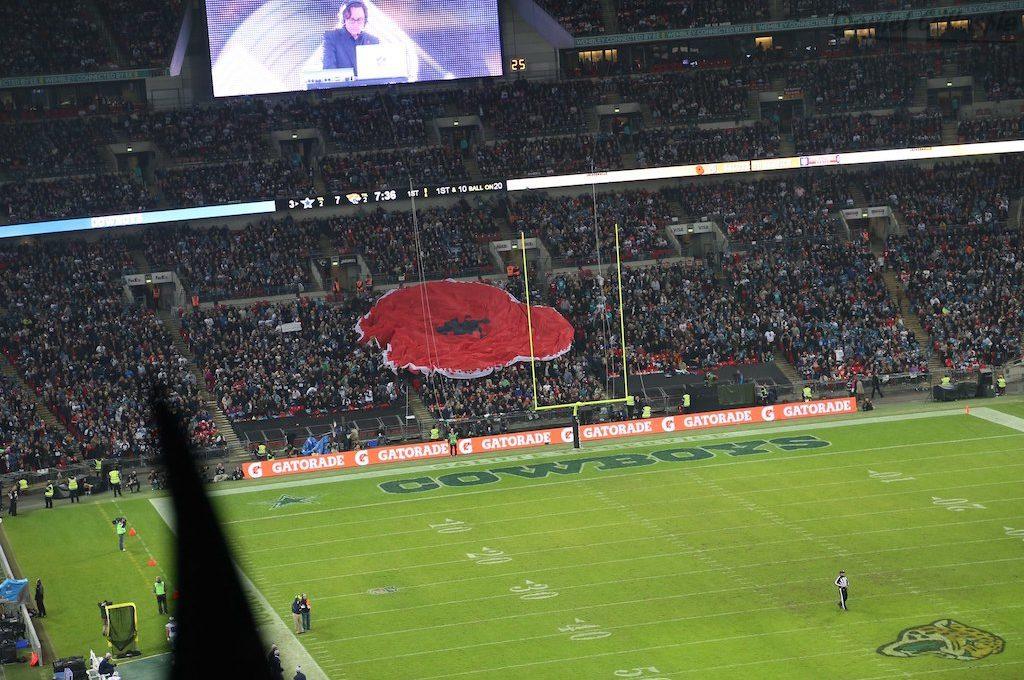 Wembley Stadium London NFL