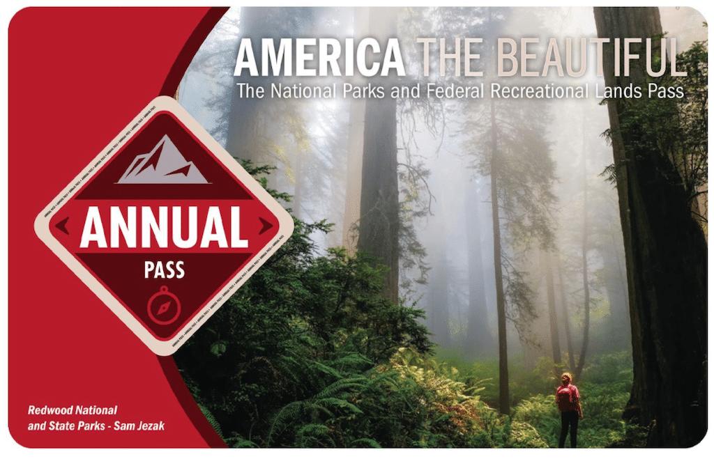 America the Beautiful Annual Pass