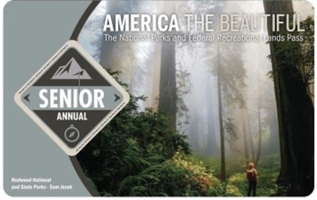 Annual senior pass
