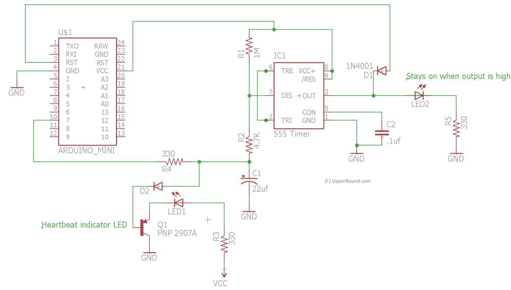 medium resolution of 555 watchdog timer upperbound com arduino 555 watchdog timer circuit diagram