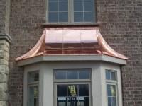 Copper Roofing | Upper Canada Cedar Roof