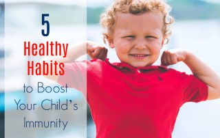 boost childs immunity