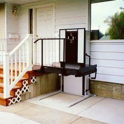 Wheelchair Lift Cost Swivel Chair Ikea Residential Lifts What Is A Porch Uppercut