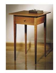 2010 UpperCutWoordworks-Shaker table