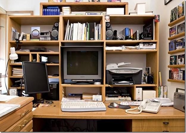 Bakke Computer Desk