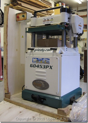Grizzly G0453PX Planer