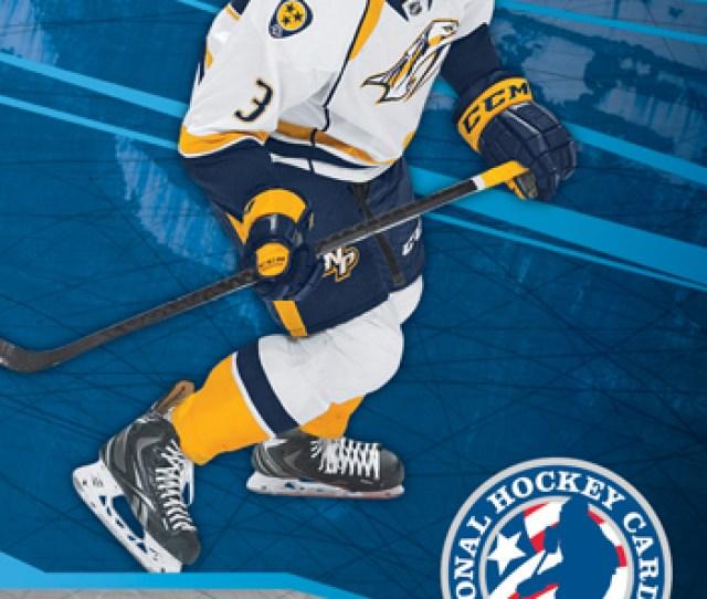 2014 Upper Deck National Hockey Card Day Usa
