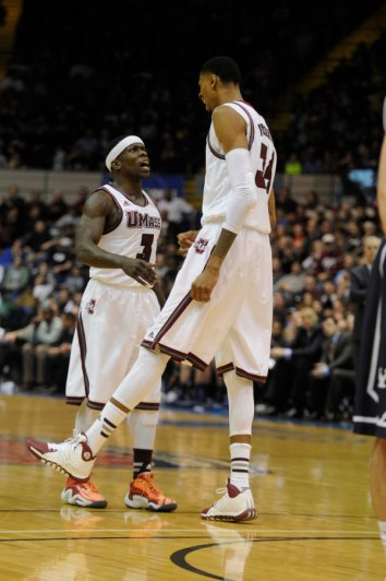 UMass continued to make some noise with a high scoring win over BYU.