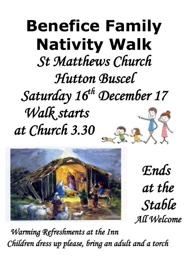 Benefice Family walk 17