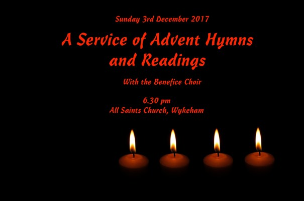 advent hymns