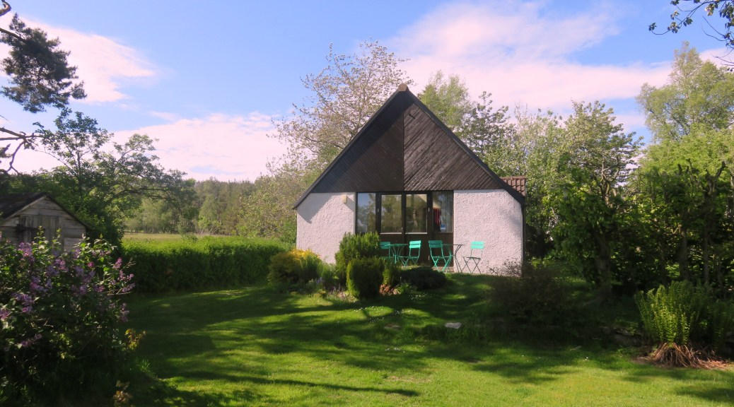 Upper Finlarig Cottage