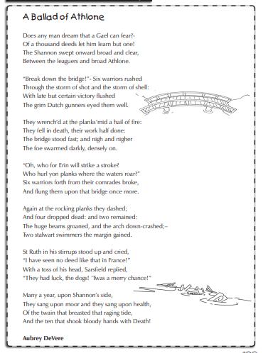 Poem week 25th May