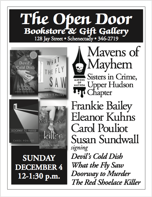 Mavens @ Open Door: Dec 4