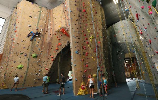 Upper Limits Rock Climbing Gym