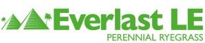 Everlast LE Perennial Ryegrass Logo with Pyramids