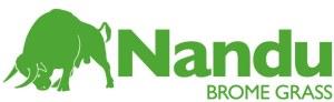 Nandu Brome Logo with a Bull