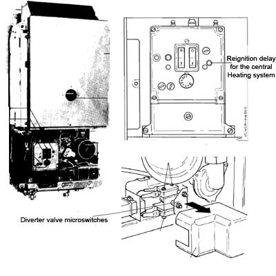 Vaillant Combi Compact VCW GB 240H Originally hot water