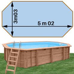 piscine bois en kit pas cher nos