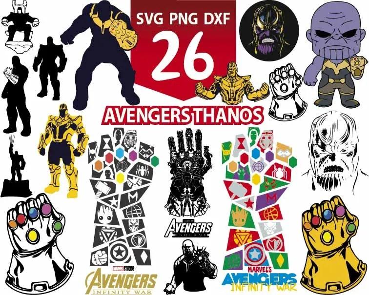Avengers Thanos OK-01