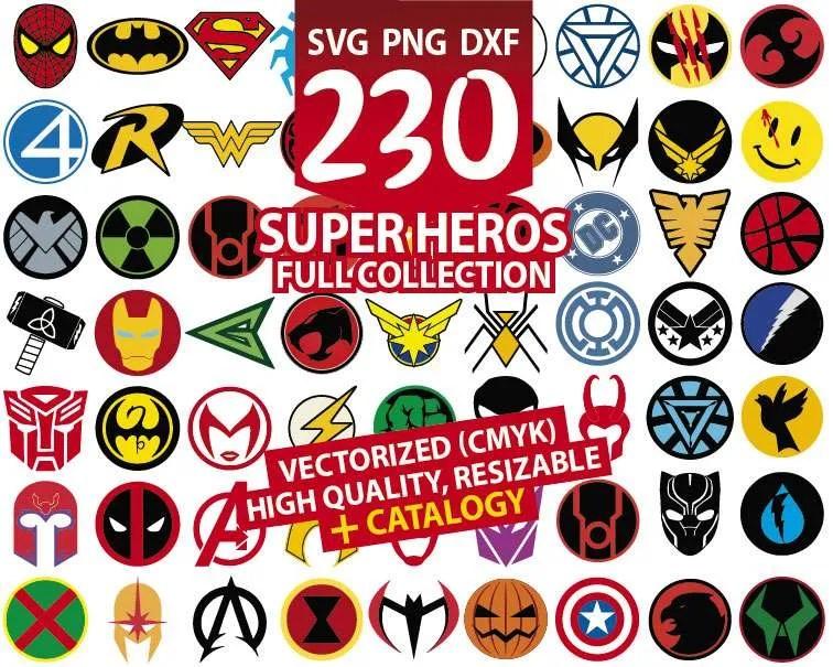Super Hero Bundle OK up-01