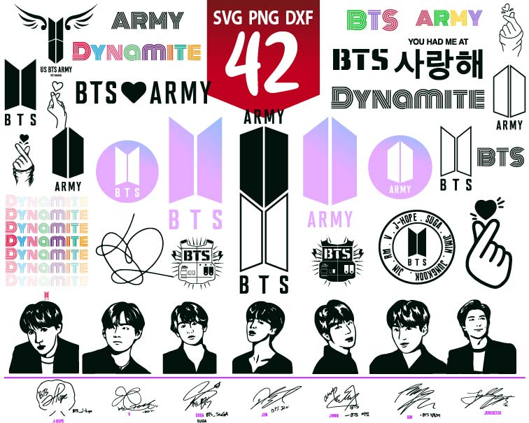 Download BTS SVG, BTS Shirt, Dynamite Bts Svg, Bts Mask, Bts Svg ...