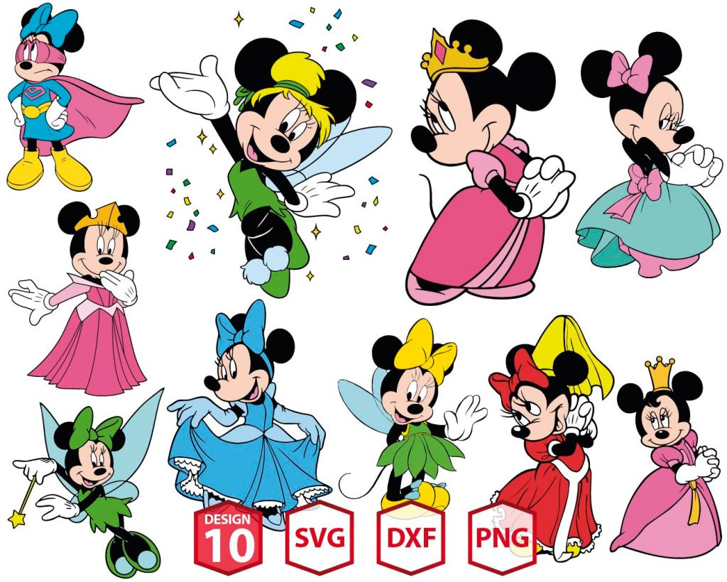 Minnie Mouse MEGA-03