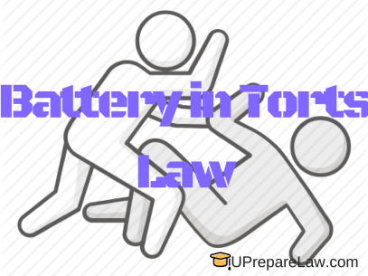 Battery in Torts Law