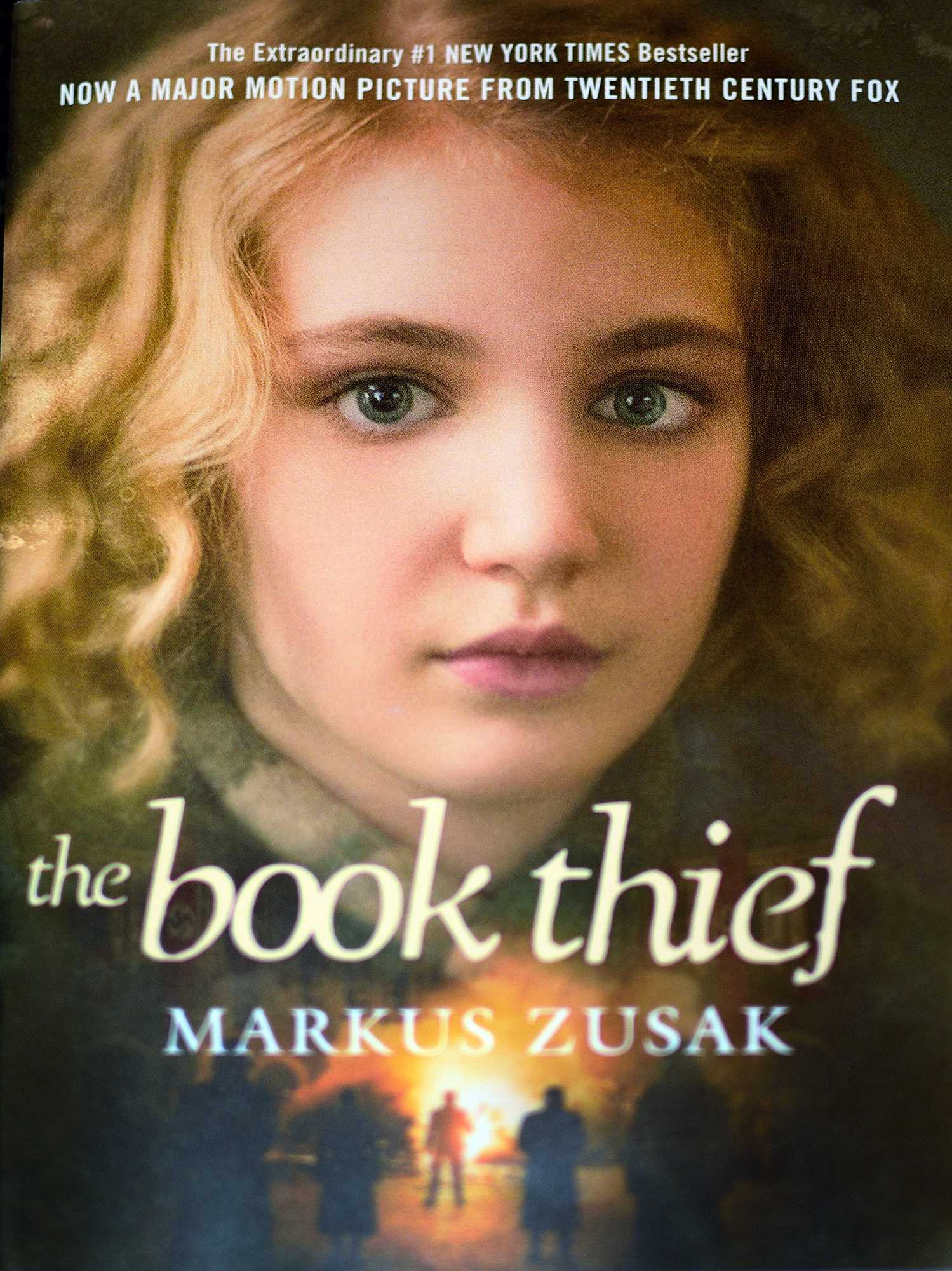 University Press Review The Book Thief Is A