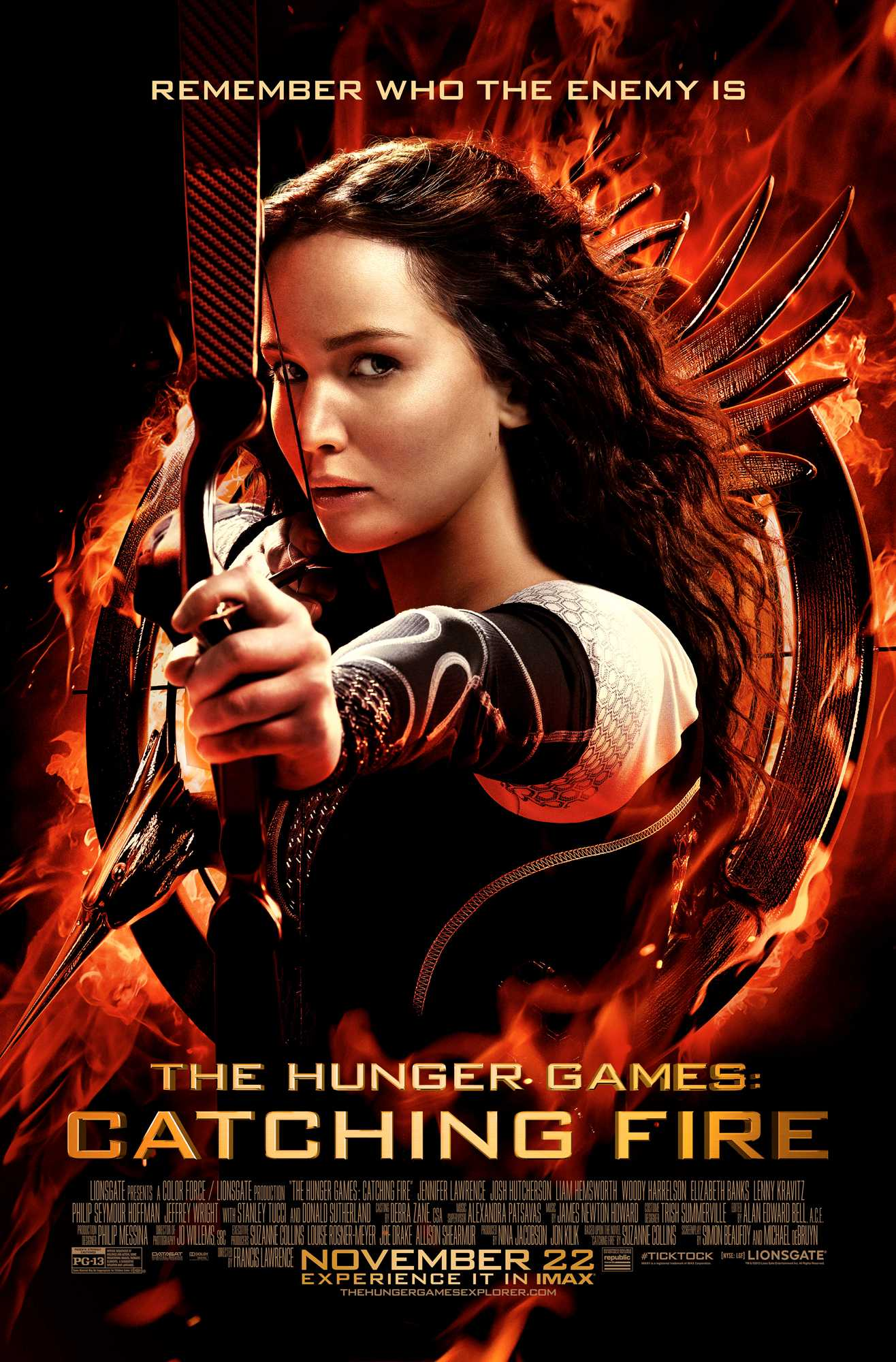 University Press Review The Hunger Games Catching