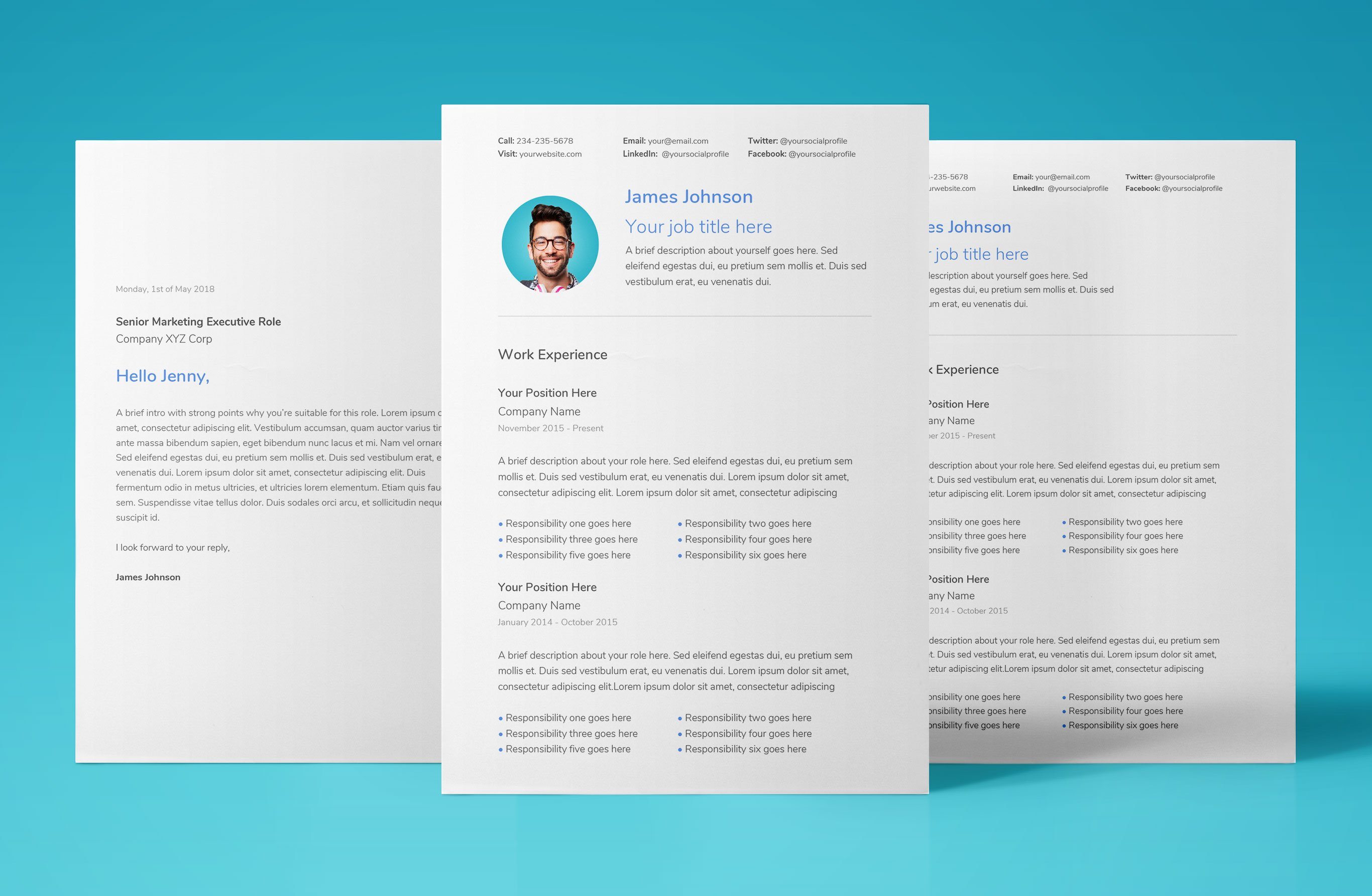 Google Docs Resumes Templates Google Docs Resume Template Professional 2018 Design
