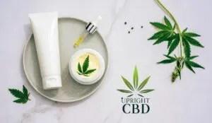 Beauty products by CBD in Upright CBD