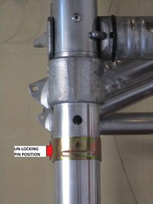 Short Pin Interlock Clips