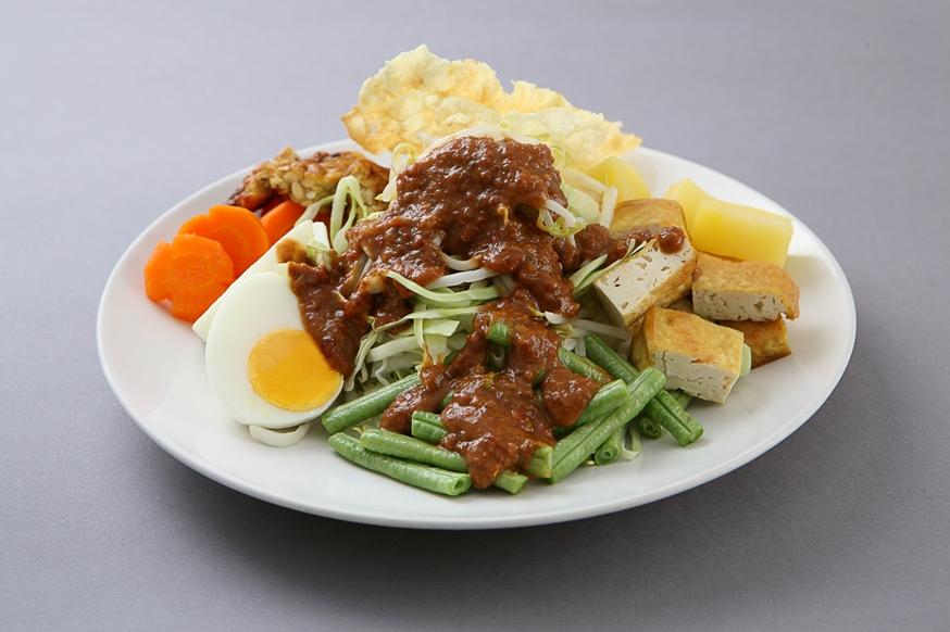 Aneka Makanan Indonesia  Halal sehat berkah