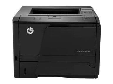 HP LaserJet Pro 400 M401n Driver