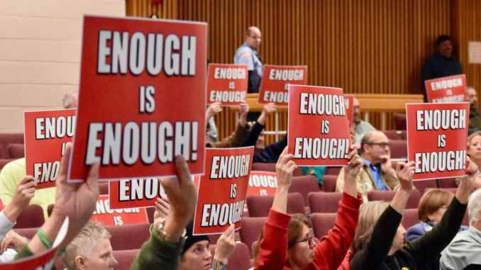 Image result for invenergy protests
