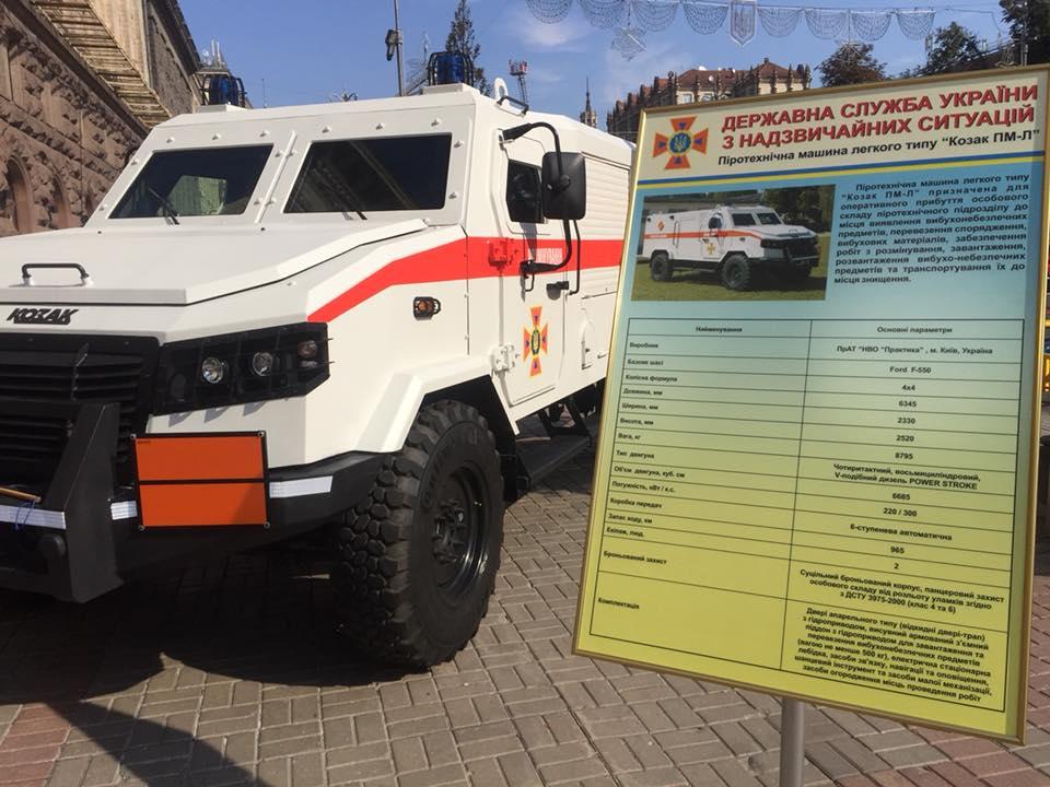 Гройсман: зарплата рятувальників зросте до9-ти тисяч гривень