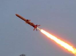"""В Україні успішно випробували протикорабельну ракету """"Нептун"""""""