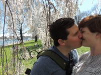 Love and cherry blossoms