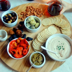 How To Set Up A Kitchen Pantry Wire Rack Mediterranean Appetizer Plate