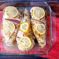 Easy Lemon Pepper Chicken