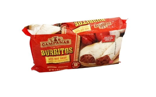 best frozen burritos ranked