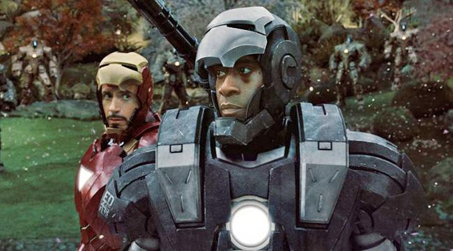Resultado de imagen para war machine Don Cheadle
