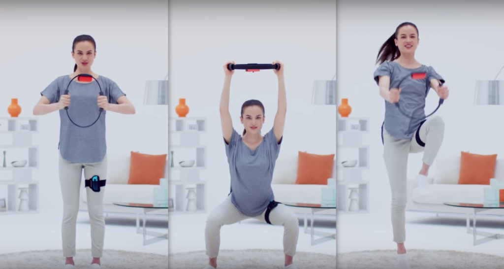 Nintendo S Latest Is A Switch Workout Game Set In A Very