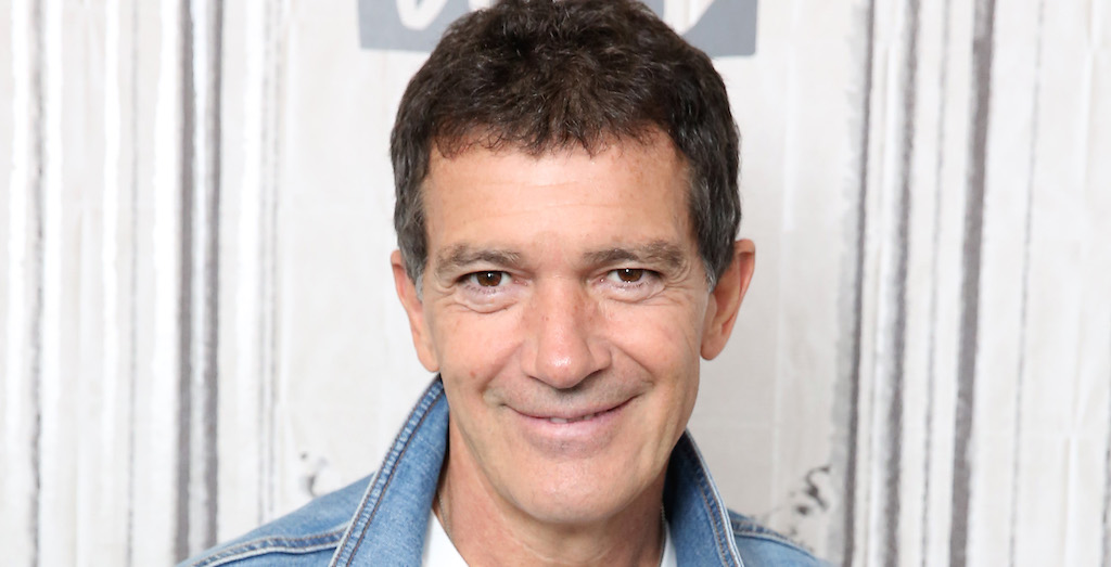 Antonio Banderas Knows About That Beloved Gif Of Him At A