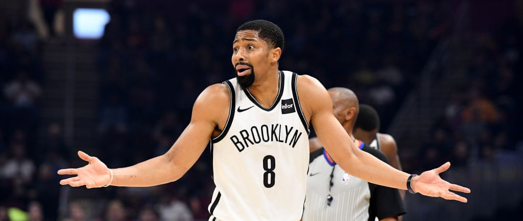Spencer Dinwiddie Has Started A GoFundMe To Decide Where He Signs Next