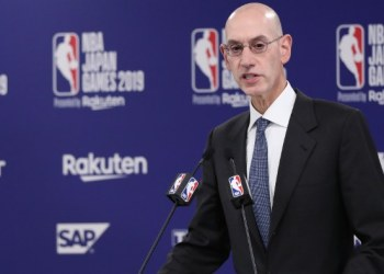 Report: Adam Silver To Propose 22-Team Format For NBA To Resume Play