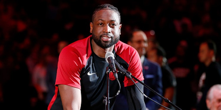 Dwyane Wade On Dunk Contest Controversy: I Wasnt The Only One Who Gave Him A Nine