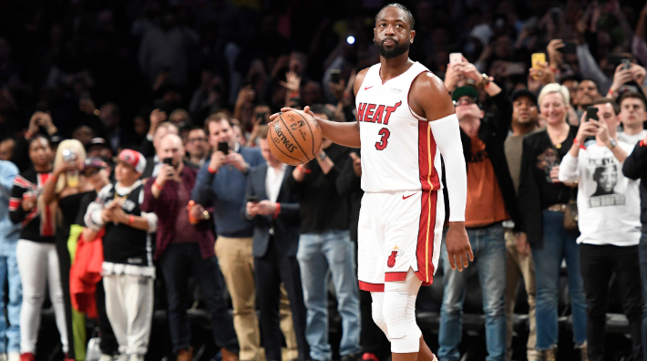Dwyane Wade And Chadwick Boseman Headline The Five NBA Dunk Contest Judges