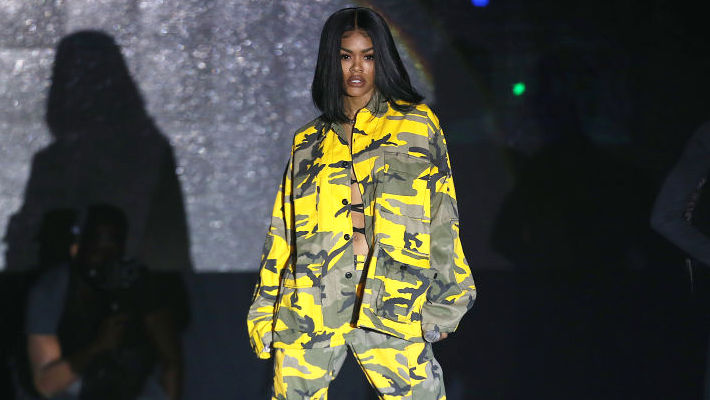 Teyana Taylor Shares A Pair Of New Songs, Bare Wit Me And Made It